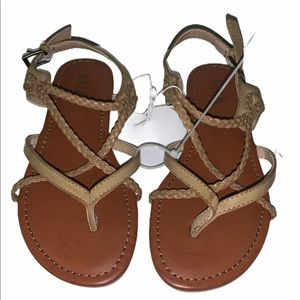 MIA Girl Adrianna Gladiator Sandals